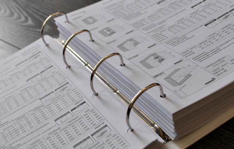 Manuale tecnico tradotto