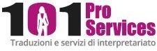 101 ProServices Logo